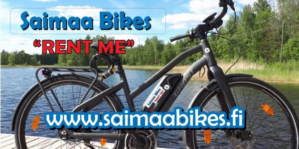 Saimaa Bikes Hanhiniitty