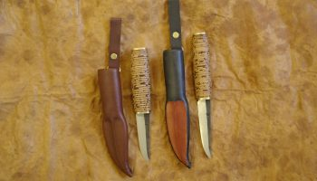 Koivumäki sheath knifes
