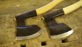 Carving Axes - Hanhiniitty Smithy