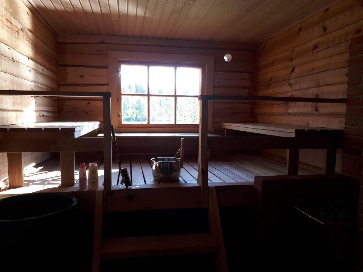 Hanhiniityn sauna