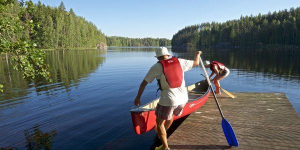 Saimaa Canoeing